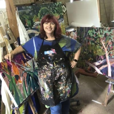Mellissa Read Devine, Australian Artist