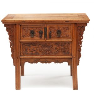 Two drawer Chinse altar table
