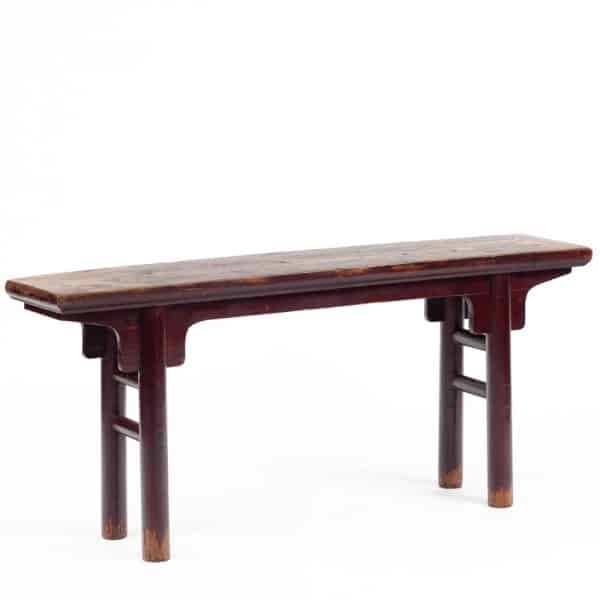 Ming style bench