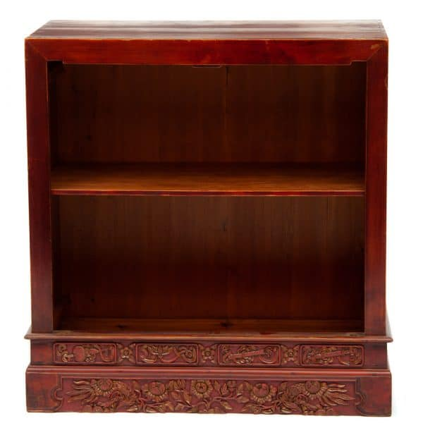 Lacquered Chinese cabinet
