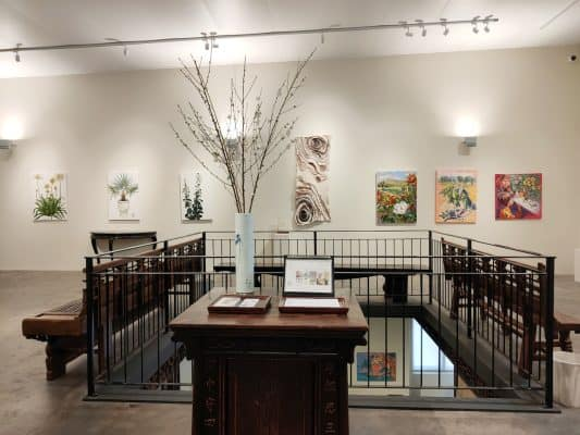 Efflorescence Exhibition at Humble House gallery 2019