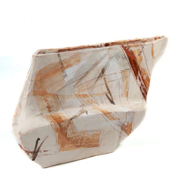 White Vessel by Jacqueline Lewis