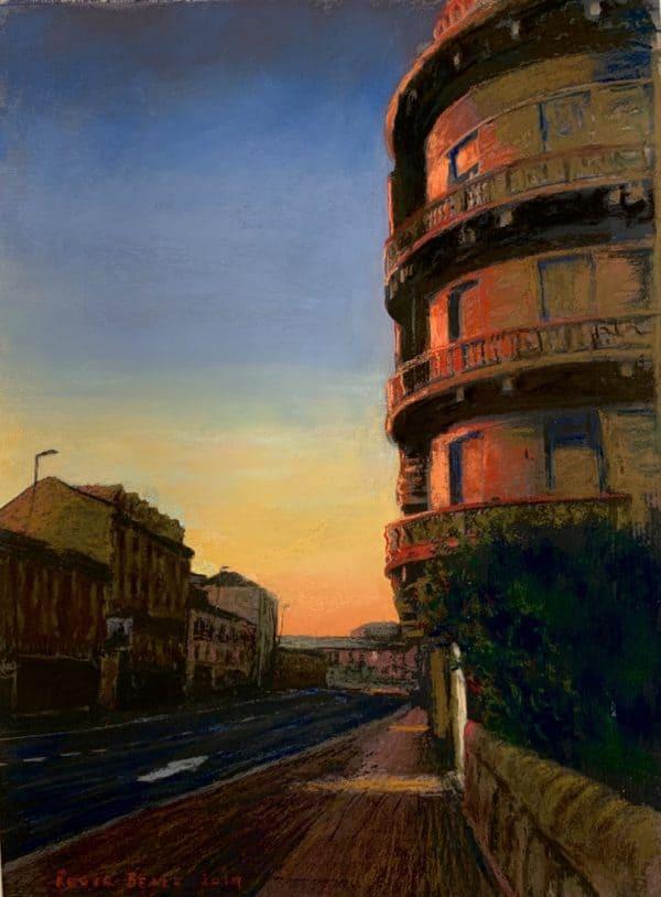 Alba Sunset by Roger Beale AO