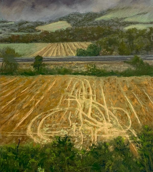 Tractor Tracks by Roger Beale AO