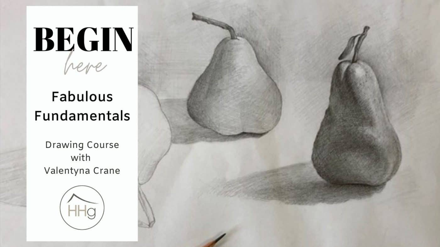 Drawing Course with Valentyna Crane