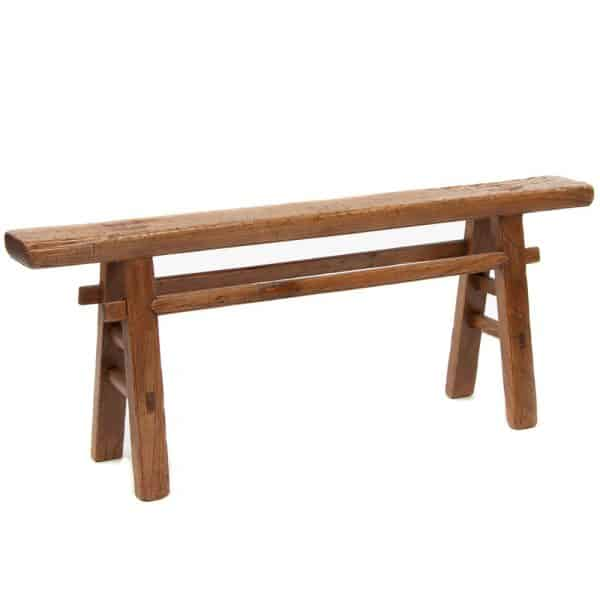 Three seater bench