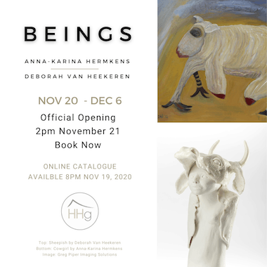 Beings, Anna-Karina Heermkens and Deborah Van Heekeren