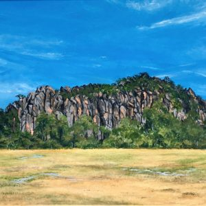 Hanging Rock Myth Majesty and Mystery by Chrissie Lloyd