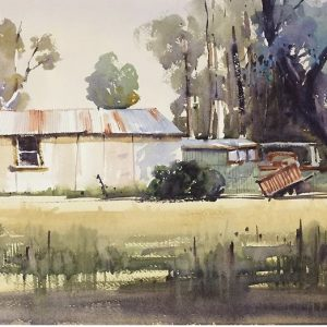 Just Across the Road by Julie Simmons
