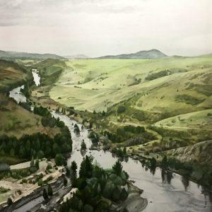 Shepherd's Lookout by PJ Smith