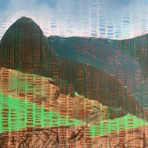 Urban Landscape Machu Picchu by Tarli Bird