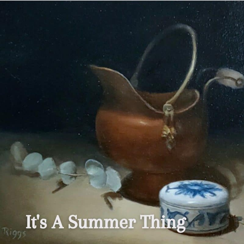 It's A Summer Thing, image credit Robert Riggs