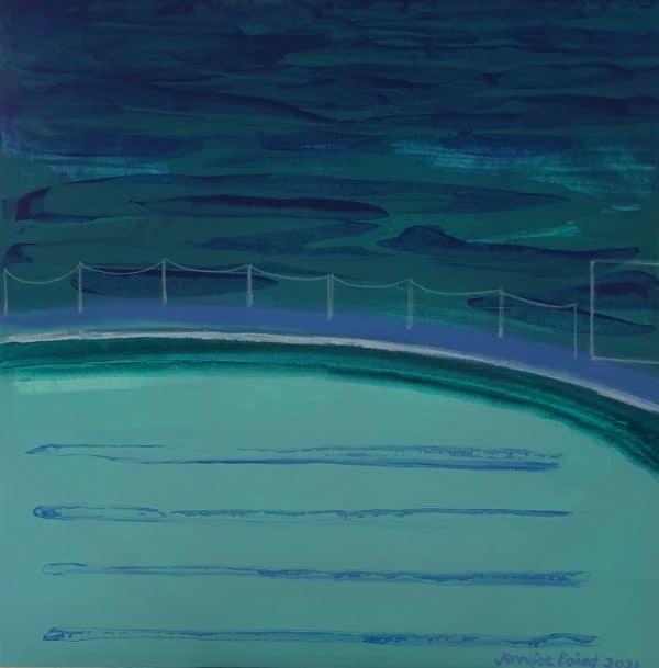 Bronte Ocean Baths by Jennifer Baird