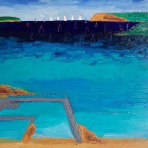 Fairlight Beach by Jennifer Baird