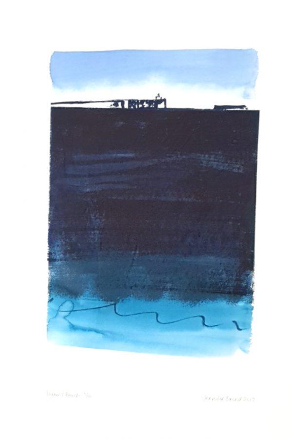 Hyams Beach Horizon 5 by Jennifer Baird