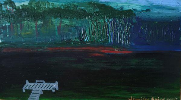 Lake Burrill by Jennifer Baird