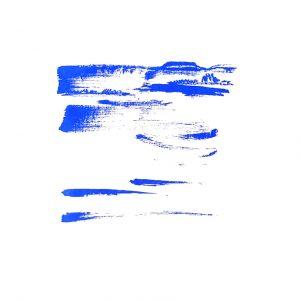 Tomakin Screenprint by Jennifer Baird