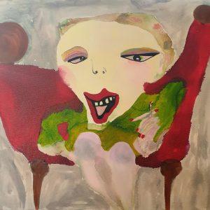 Lil Waxes Lyrical by Karen Chappelow